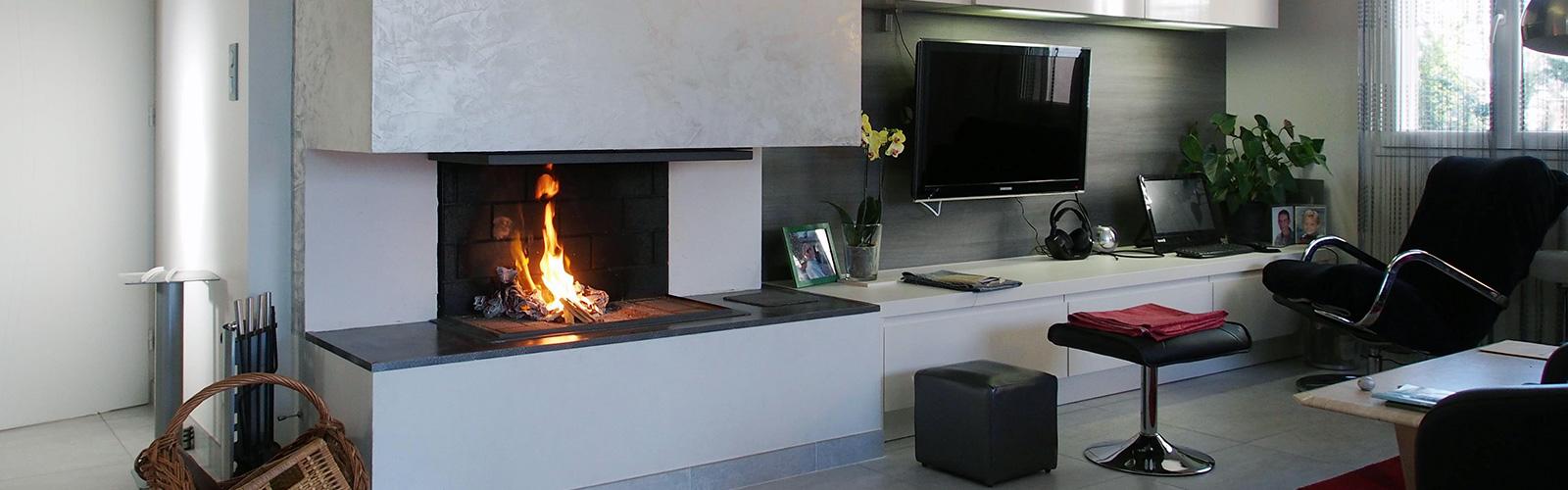 Foyer L Ensoleillado Salon De Provence : Cheminée provence création votre artisan cheminées en