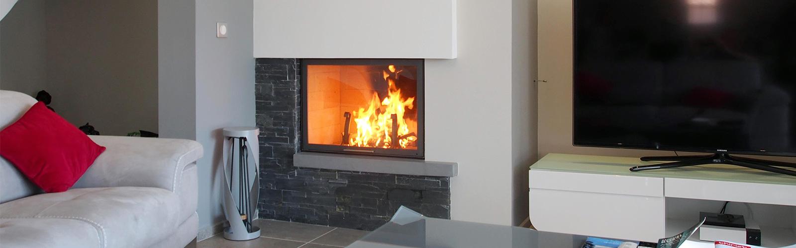 Foyer Travailleur Salon De Provence : Cheminée provence création votre artisan cheminées en